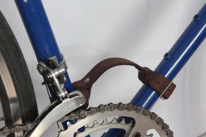 KOSTENLOSER VERSAND Fahrrad-Rahmen-Tragegriff aus Leder | Etsy