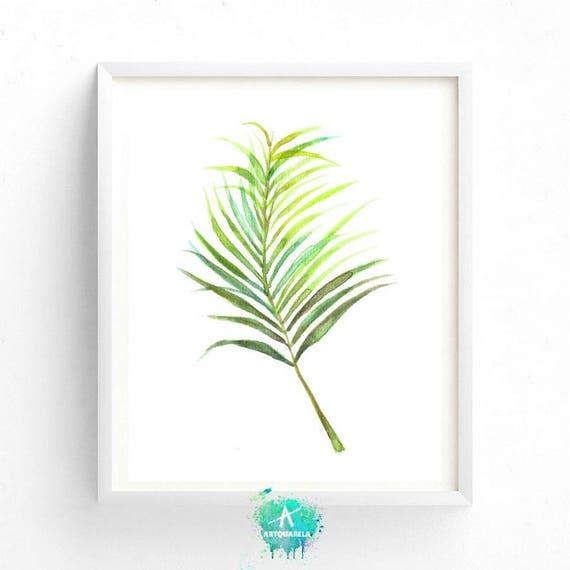 photo relating to Palm Leaf Printable known as Watercolor Palm Leaf Printable Wall Artwork .Poster Botanical Wall Decor Print. Minimalist Artwork Print, Printable Artwork Residence Decor,Electronic Obtain
