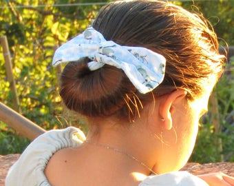 Magic bun headband