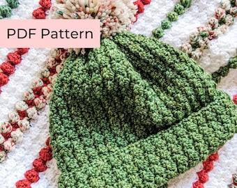Crochet PATTERN BUNDLE   The Noel Blanket and Hat Set   Easy Crochet Christmas Blanket and Hat Patterns   Instant Download PDF