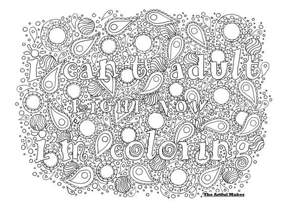 Kleurplaten Voor Volwassenen A4 Formaat.Ik Wil Niet Volwassene Nu Ik Ben Kleurplaten Volwassen Kleurplaten Pagina Door De Kunstzinnige Maker