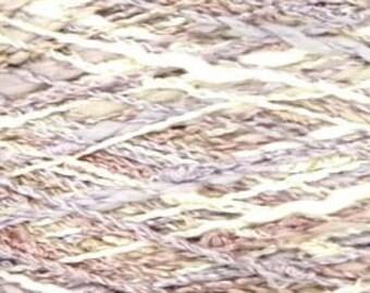 Viscose Cotton Slub Cone Yarn Hand Knit Crochet Weaving Thick Thin