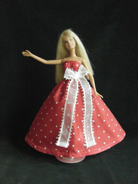 Pink Princess Ball Gown Barbie