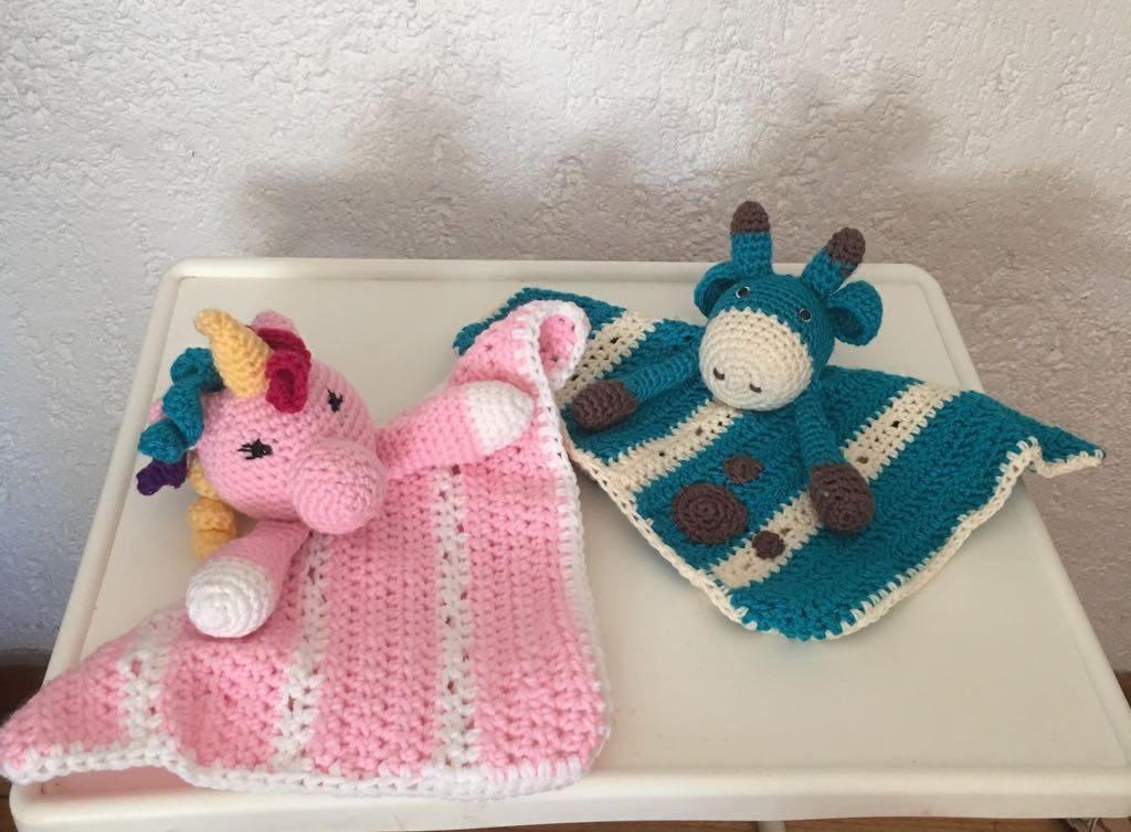 Baby Deckchen / häkeln Baby Deckchen / handgefertigte baby