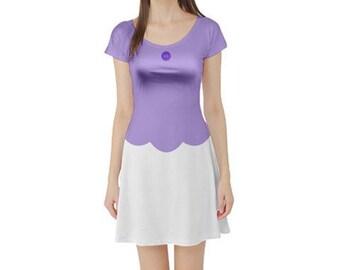 4daff8c6bc8 Daisy Duck dress - Disney bound - Woman Dress - Daisy Duck - Disney Costume  - Daisy Duck Costume - Dapper day Daisy Duck