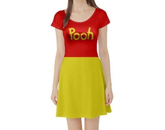 Winnie Pooh Dress Winnie The Pooh Dress Winnie The Pooh Winnie Pooh Costume