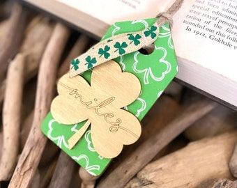 St. Patrick's Day Tag