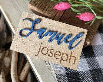 Personalized Baby Name Sign