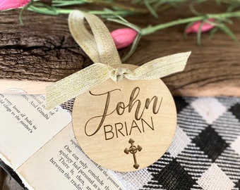Ornament • Stocking Tag • Gift Tag