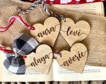 Valentines Day Gift Tag