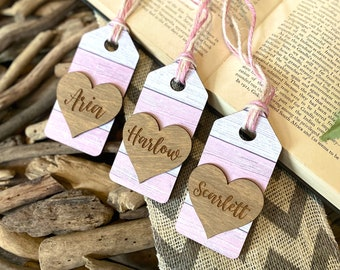 Personalized Name Gift Tag