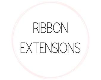 Ribbon Extensions