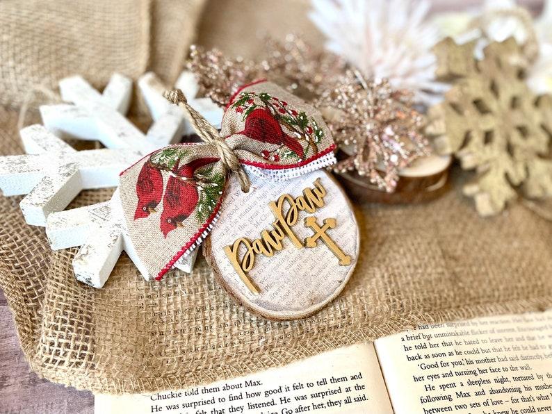 Covid 2020 Remembrance Ornament Personalized Ornament Keepsake Ornament Gift Name Tag Stocking Name Tag Family Ornament