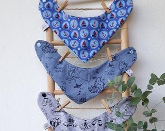 Neck scarf/ spitting cloth