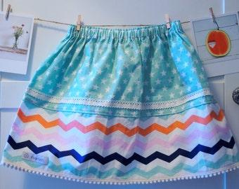 Girls skirts
