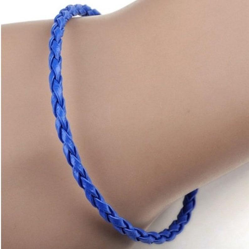 Wax Cord Bracelets Plaited Bracelets Eco Bracelets Mixed Bracelets Cord Bracelets Braided Bracelets Faux Leather,