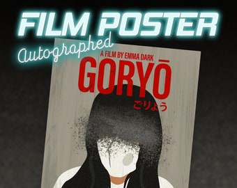 Goryo - A3 Autographed Film Poster