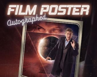 Salient Minus Ten - A3 Autographed Film Poster