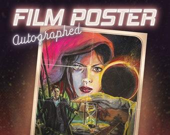 Salient Minus Ten - A3 Autographed Film Poster (variant)