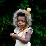 Lion Costume - Faux Fur Lion Bonnet - Lion  Costume - Kids Lion Costume - Lion Bonnet - Animal Bonnet - Toddler Lion Costume