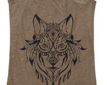 Longshoreman Wolf Brown Fleck