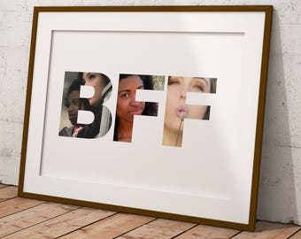 Downloadable BFF Collage