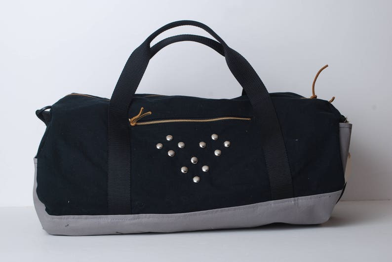 fbe26c6665 Gym Bag-Weekend Bag-Duffel Bag-Travel Bag-Luggage-Quilted