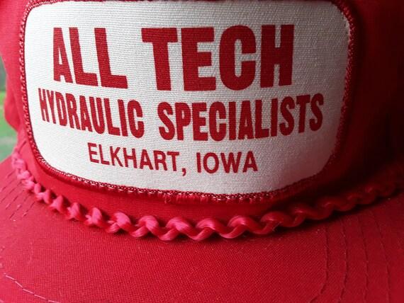 All Tech Hydraulic Specialists Logo Trucker Hat Vt