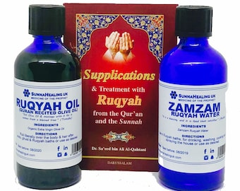 Medicine of the Prophet ﷺ by SunnaHealingUK on Etsy