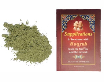 Sidr Leaf Powder Lote Leaves for Ruqyah Baths Jinn Black | Etsy