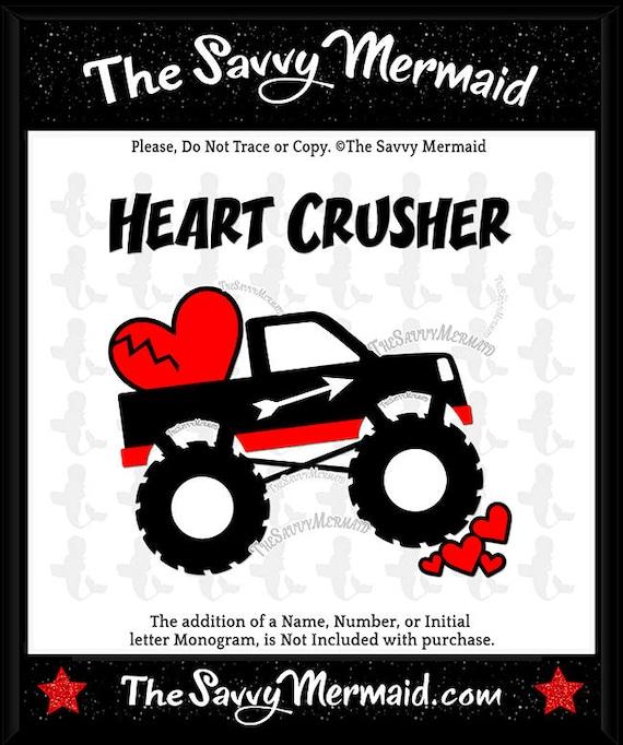 Boy Valentine Truck Svg Valentine S Day Truck Svg Etsy