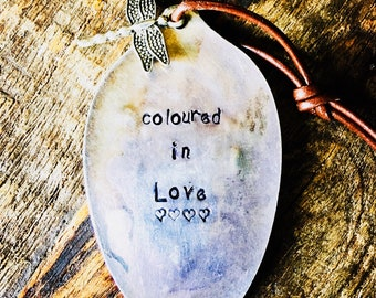 Coloured in Love