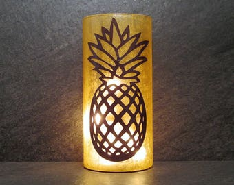 Merveilleux Pineapple Kitchen Light, Pineapple Decor
