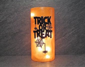 Trick or Treat Halloween Light