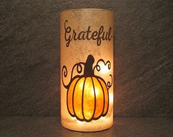 Grateful Thanksgiving Light