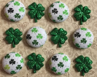 St Patricks Day Magnets,St Pattys Day Magnets,Saint Pattys Day Magnets,Irish Magnet,Shamrock Magnet,Four Leaf Clover Magnet,Irish Decoration