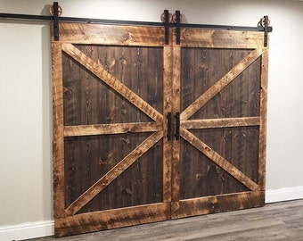 Sliding Barn Door, Authentic Character! FREE SHIPPING