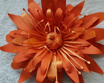 Paper flower template etsy paper flower template pdf and svg cutting file and centre svg cutting file 93 mightylinksfo