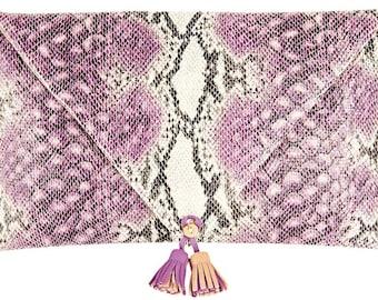 Avy Envelope Bag Violet