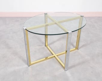 1960's Milo Baughman Style Coffee Table