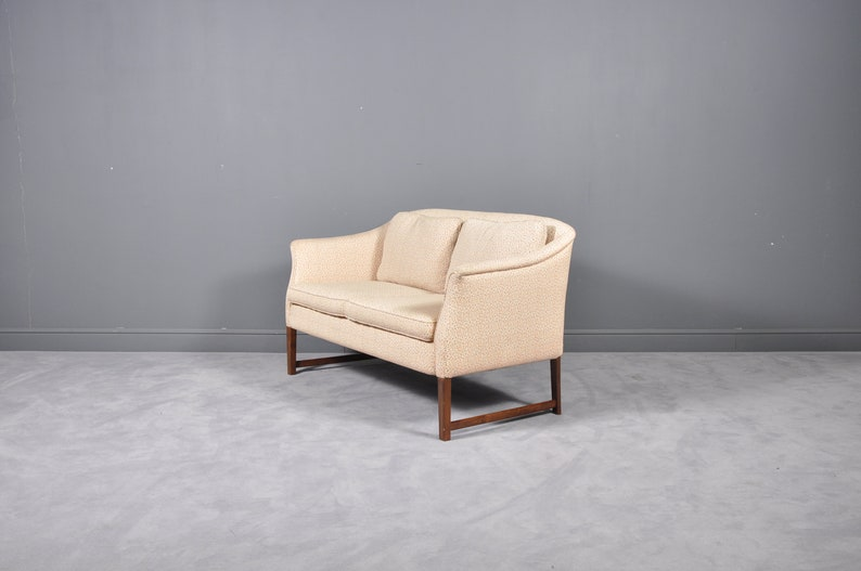 Dieter Knoll Collection Two Seater Sofa 1980s