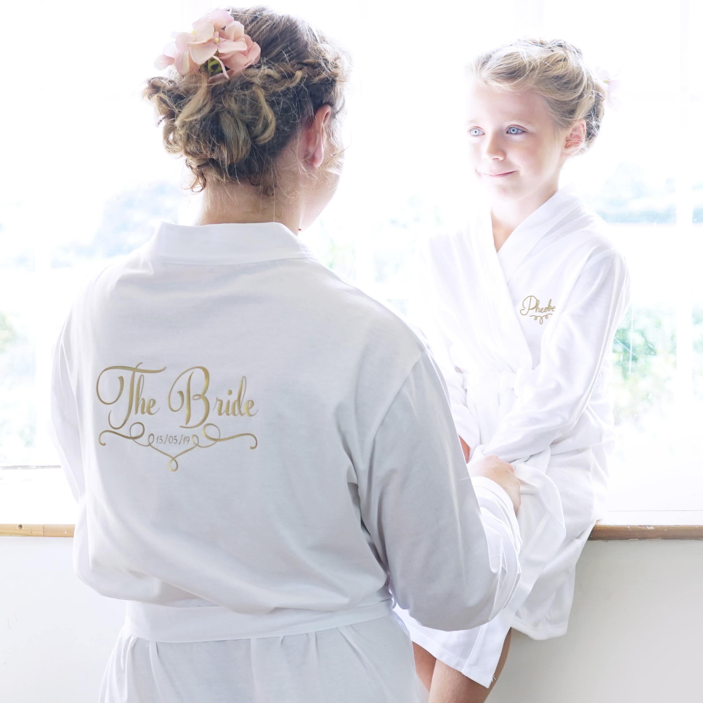 Beste Brautpartei Bademäntel Australien Fotos - Hochzeit Kleid Stile ...