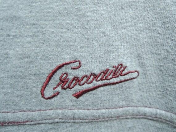 9d4e4ca0b0fec Vintage Crocodile Lacoste Chemise Sport Shirt Short Sleeves Golfer Vintage  Fashion Tops & Tee T Shirt Size LL