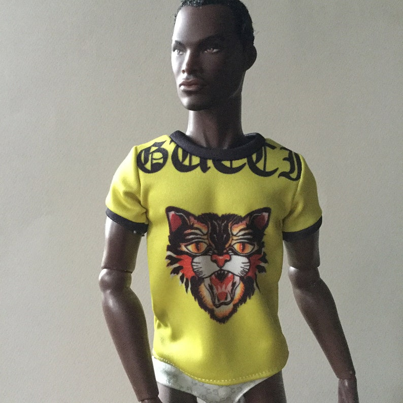 feee02b40f4 Miniature of Gucci t-shirt for Fashion RoyaltyKen and 1 6