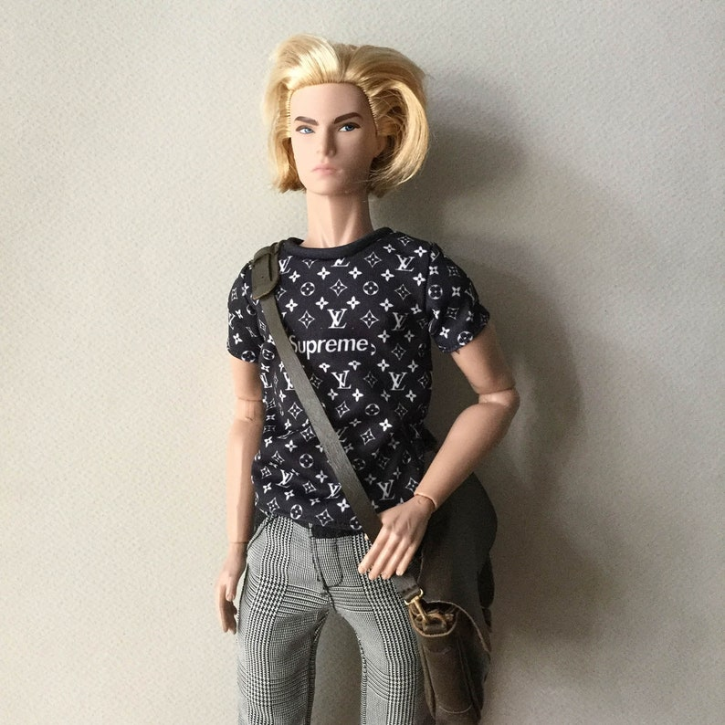 cf1f1f86f37 Miniature of boy t-shirt black for Fashion RoyaltyKen and