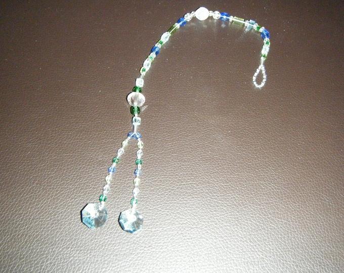 A Handmade Hanging Crystal