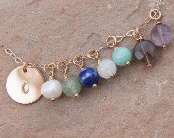 Add a Gemstone Drop to Your Jewelery