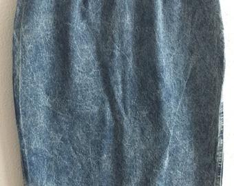 798d9f876 High Waist Vintage Zena Midi Skirt