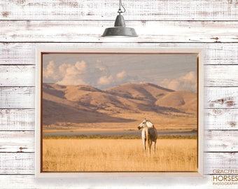 Horse art, horse wood art, wood art, equine art, horse photography, horse