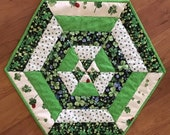 St. Patrick 39 s Day Quilted Table Mat